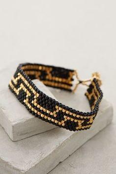 Bluma Project Vendela Beaded Bracelet #anthrofave