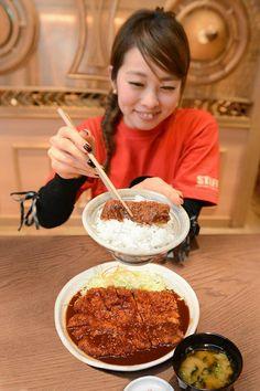 Nagoya's Famous Dish- Misokatsu at Yabaton in Ginza