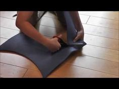 How To Make A Gladiator Costume - YouTube