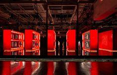 Nike : des flagships entre technologie et tendance