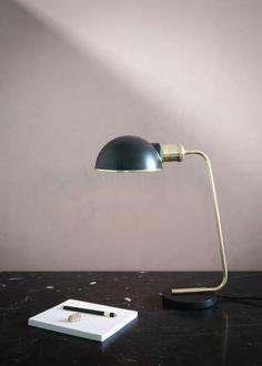 Collister Table Lamp — MENU