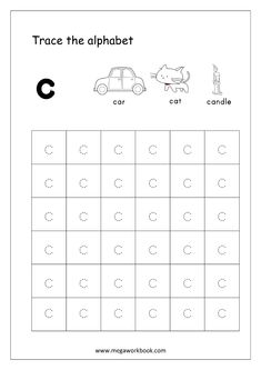 Alphabet Tracing - Small Letters - Alphabet Tracing Worksheets - Alphabet Tracing Sheets - Free Printables Tracing Letters (A-Z) - Lowercase - MegaWorkbook Free Handwriting Worksheets, Alphabet Writing Worksheets, Letter Worksheets For Preschool, English Worksheets For Kids, Alphabet Tracing, Preschool Writing, Preschool Letters, Alphabet Worksheets, Tracing Sheets