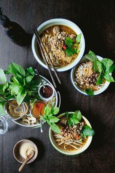 that spicy, sour Thai street noodle
