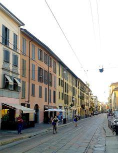 Corso di Porta Ticinese, Milano
