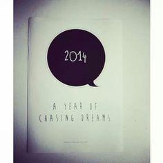 2014 calendar coming soon! A year of chasing dreams! www.vivianyeung.com