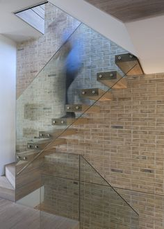 Butterfly Loft Apartment by Tigg Coll Architects  #stair