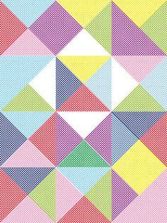 Motif - Johann Darcel http://decdesignecasa.blogspot.