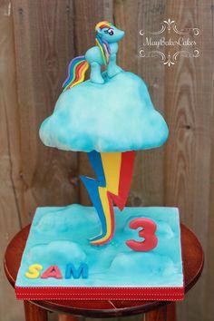 gravity defying cakes |