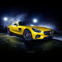 The King of Night. The Mercedes-AMG GT S. Photo shot by @omaralfehaid.  __________ [Mercedes-AMG GT S - Combined fuel consumption: 9.6 – 9.4 l/100 km  CO2 emission: 224 – 219 g/km]   #MercedesBenz #MercedesAMG #AMG #AMGGTS #mbcar #drivingperformance #carphotograhy