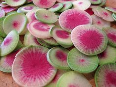radishes: did you know radishes can cure worts
