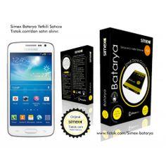 Galaxy S3 Batarya Orjinal Simex Pil - Ücretsiz Kargo