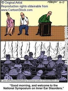 Hearing related comic