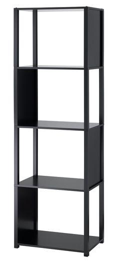 Adesso Hyde Five Shelf Unit #modern #home #furniture #shelving #storage