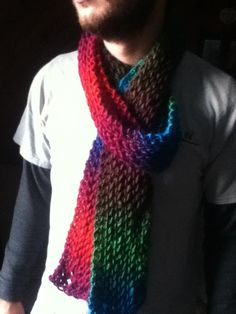 Long  Adult Scarf by PengwensCottage on Etsy