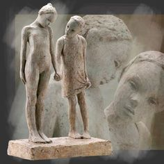 Berit Hildre....my auntie's Phoebe and Marjorie were very artistic...they both worked with clay....
