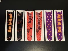 """Halloween up your bands! New holiday styles in our Cover Bands store at DVCCentral.com. In the """"Fashion"""" category! Cover Bands are waterproof, removable decals for your Magicbands!"""