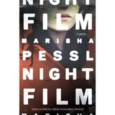 """Night Film by Marisha Pessl.  Our library director highly recommends this one.  She says """"This book kept me up way past my bedtime. Mystery, the occult, the power of the rich and flawed characters; what more could you want from a book? This book was just enough different from the typical thriller that it kept a librarian who has read them all interested until the end."""""""
