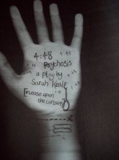 4_48_Psychosis_Poster by roxysouffle