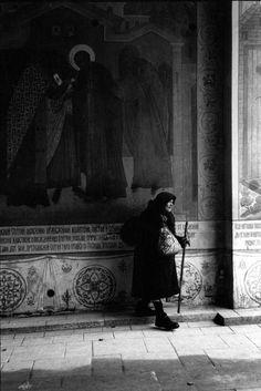 Magnum Photos Photographer Portfolio - Pilgrim of the Zagorsk Monastery. USSR.