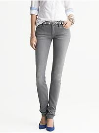 Grey Skinny Jean--Banana Republic