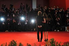 Sofia Coppola and Thomas Mars Photo - Somewhere - Premiere:67th Venice Film Festival