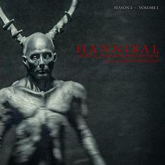Cover art for Hannibal Season Two: Original Television Soundtrack Volume 1.  Hit HorrorTalk.com for more horror news!