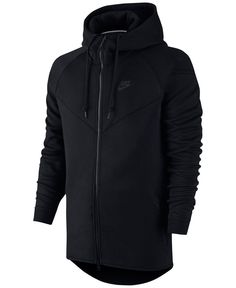 6a0d1a1c7346 Nike Men s Windrunner Fleece Performance Full-Zip Hoodie   Reviews -  Hoodies   Sweatshirts - Men - Macy s