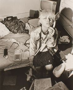 Blondie: Debbie Harry, circa 1976