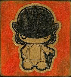 Stanley #Kubrick, Clockwork Orange