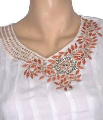 Hand Embroidery Designs For Salwar Kameez Neck  Google