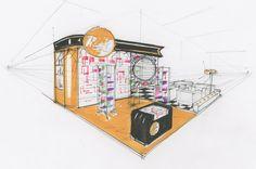 Exhibition Stand Sketch : Priority exhibitions exhibition stand company exhibition design build