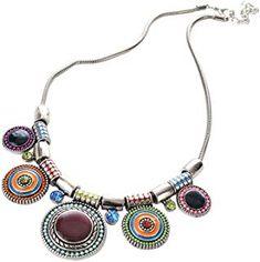 Suchergebnis auf Amazon.de für: modeschmuck - 0 - 5 EUR / Damen: Schmuck Cheap Necklaces, Phoenix, Beaded Necklace, Amazon Fr, Vintage, Jewelry, Style, Fashion, Knitted Jewelry