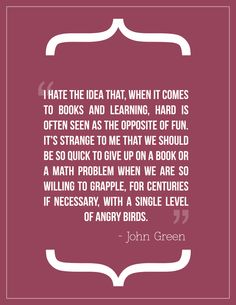 #johngreen #quotes. Nerdfighters. DFTBA - Love this.  Must hang in classroom at some point.