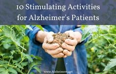10 Stimulating Activities for Alzheimer's Patients