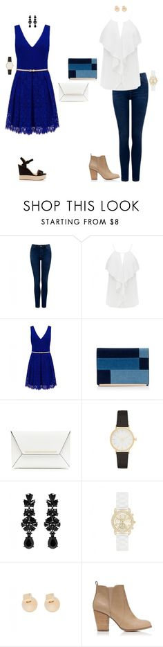 """""""Brand ABC's: F ~ Forever New"""" by disney-andthings ❤ liked on Polyvore featuring Forever New"""