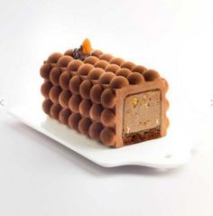 Buche noel Picard/France. Why don't we have Picard in The Netherlands? Stil miss it!