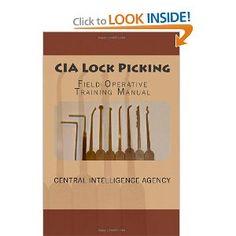 l-CIA Lock Picking: Field Operative Training Manual