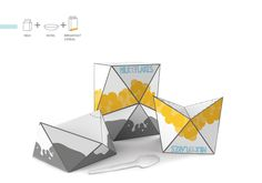 Milk & Flakes (Student Project) on Packaging of the World - Creative Package Design Gallery