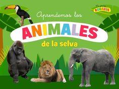 Asunblogs de infantil: La sabana, la selva, tribus africanas.