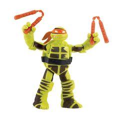 Teenage Mutant Ninja Turtles 5.25 inch Shadow Ninja Color Change Action Figure - Mikey $8.99  #ShopSale