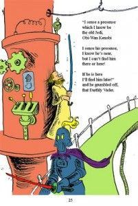 star wars , doctor seuss