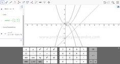 GeoGebra ganha novo editor de equações com direito a teclado
