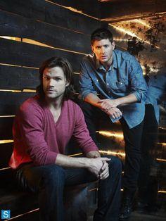 Supernatural: Jared Padalecki and Jensen Ackles (Sam and Dean Winchester)