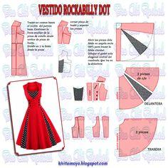 Light blue satin simple short dress,mini dress for teens from Girlsprom Barbie Patterns, Dress Sewing Patterns, Doll Clothes Patterns, Sewing Clothes, Barbie Clothes, Clothing Patterns, Fashion Sewing, Diy Fashion, Latex Fashion