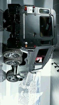 Land Rover 6x6 by Kahn