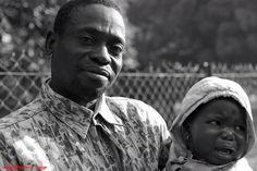 El Chad (África) www.deporteyartesolidario.tv Enero 2013 Padre e hija