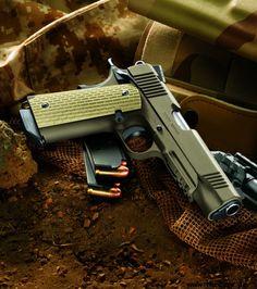 Kimber Desert Warrior - http://www.RGrips.com