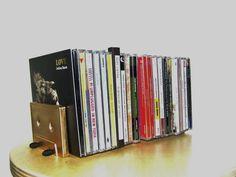 P12 créatif musique : le range CD recup