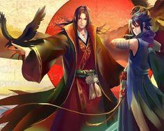 Itachi and sasuke uchiha