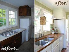 a 1449 kitchen makeover cheap kitchen makeover - Cheap Kitchen Makeover Ideas